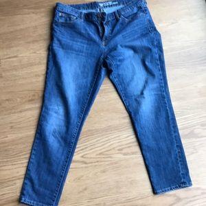 Gap skinny fit Girlfriend jeans